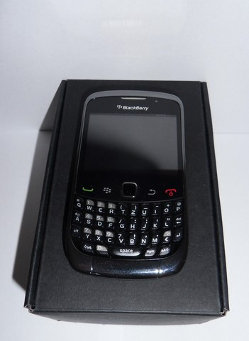 Das BlackBerry Curve 3G